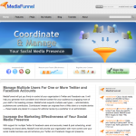 Media Funnel Home Page